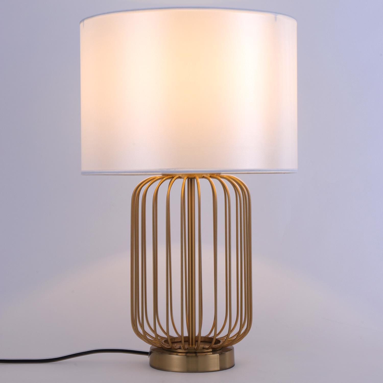 Elysium Tafellamp Wit en Goud