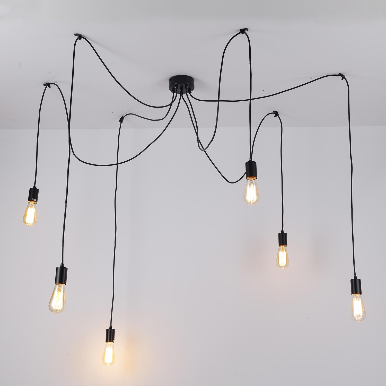 Hanglamp Filomene Zwart