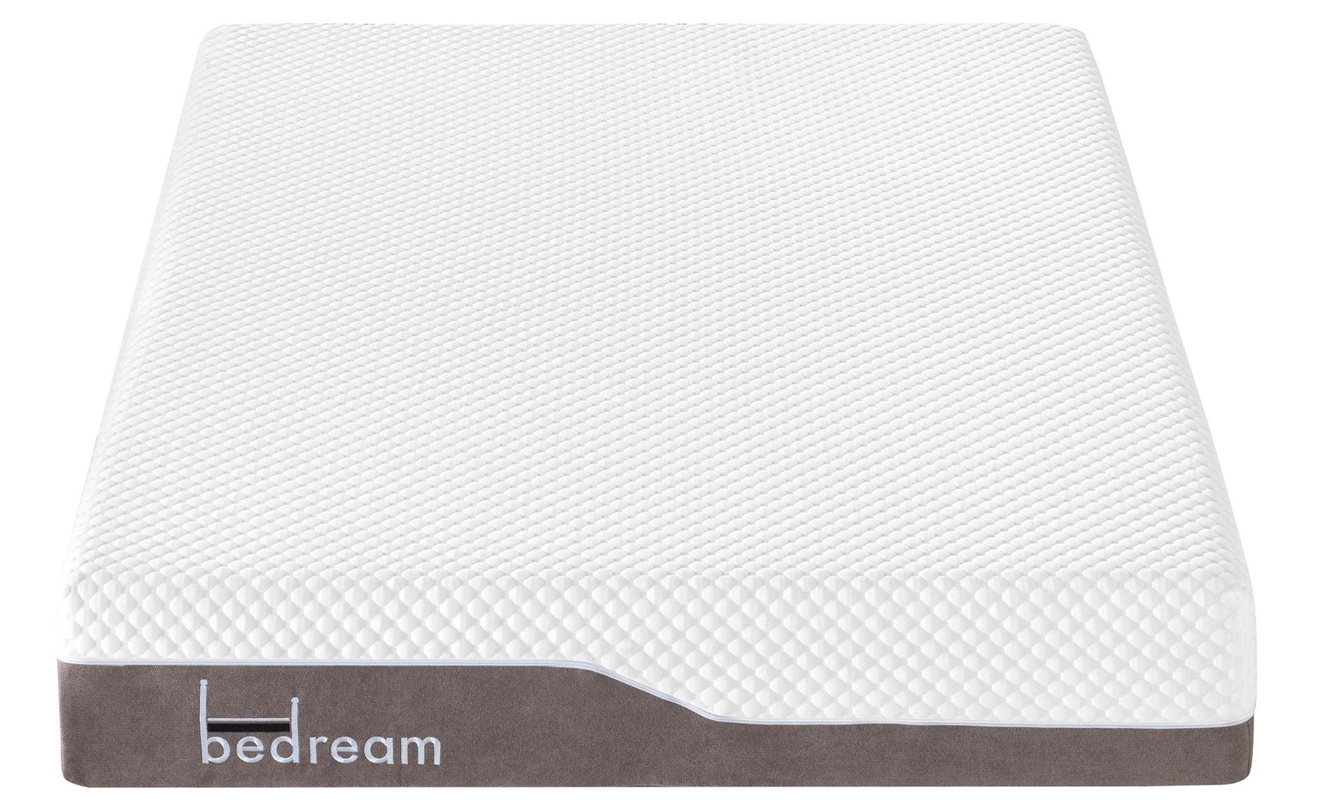 Bedream Premium traagschuim matras 160x200cm
