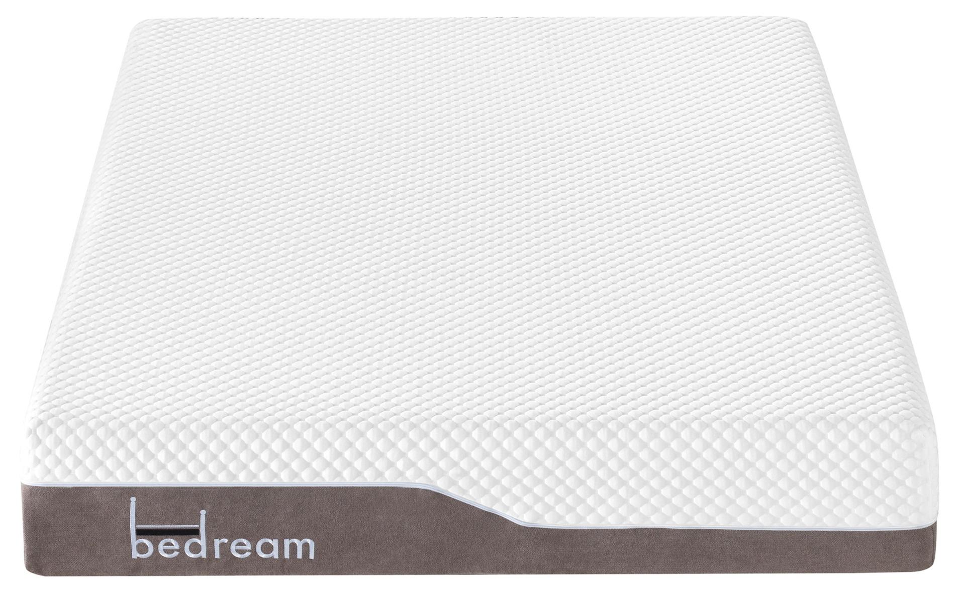 Bedream Premium traagschuim matras 180x200cm