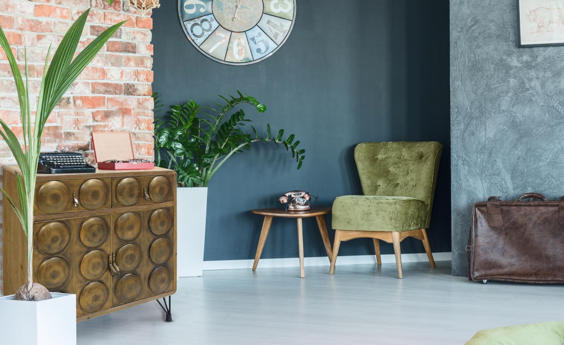 Boomer bronzen dressoir