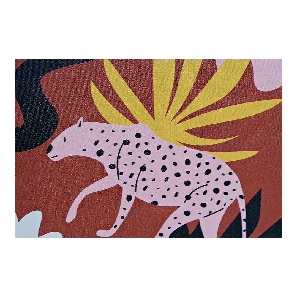 Schilderij DKD Home Decor Animals Canvas (6 pcs) (30 x 1.8 x 40 cm)