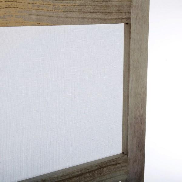 Kamerscherm Hout (170 x 40 cm)