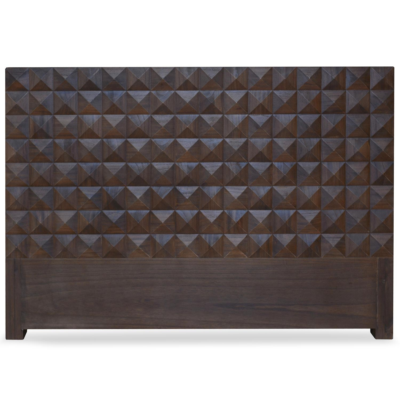 Sixty hoofdeinde 160 cm hout