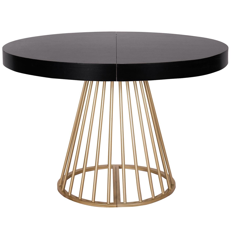 Table ronde extensible Soare Noir