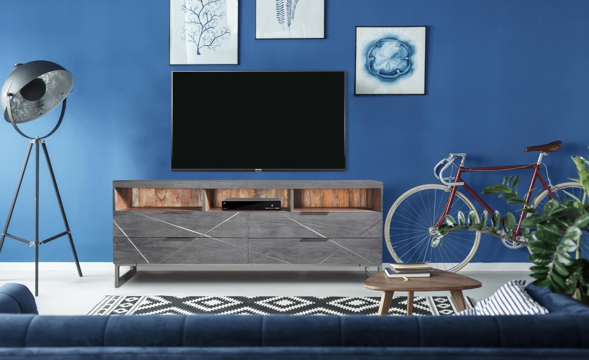 Tina Grijs tv-meubel