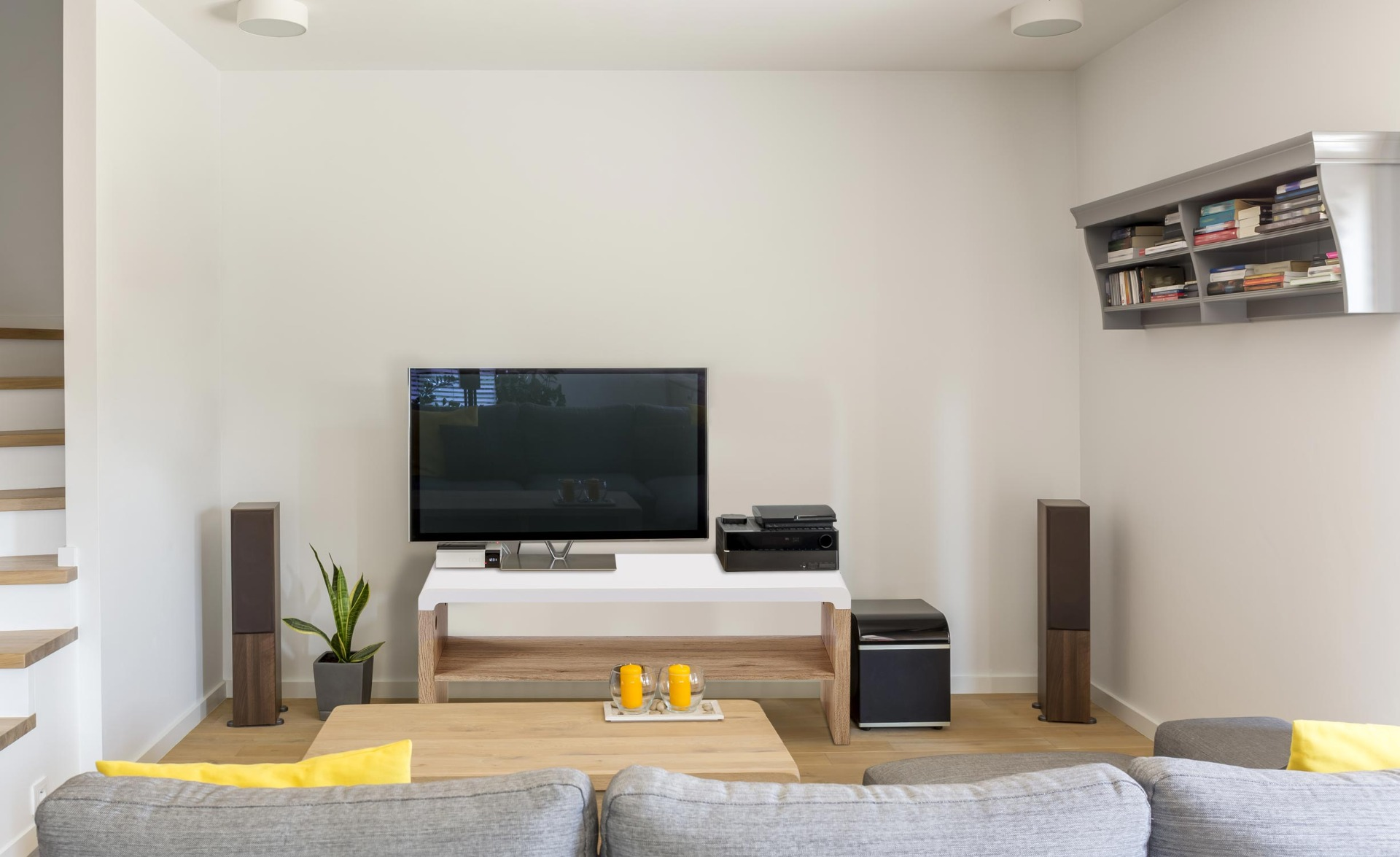 Vertigo houten tv-meubel
