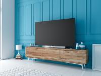 Hoe transformeert u een tv-meubel?