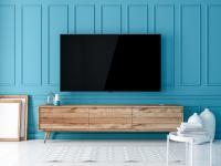 Hoe maakt u een houten tv-meubel?