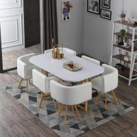 Hoe houten tafelpoten te bevestigen?